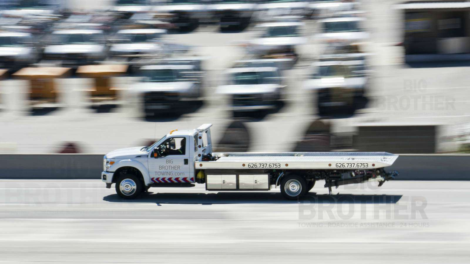 Los angeles towing